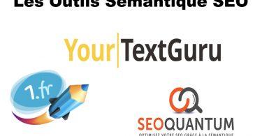 Outils semantique SEO